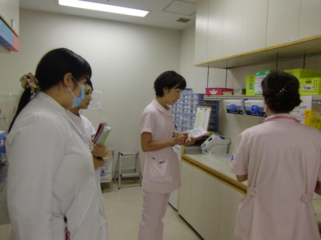 病院感染対策チーム(ICT)への参加<