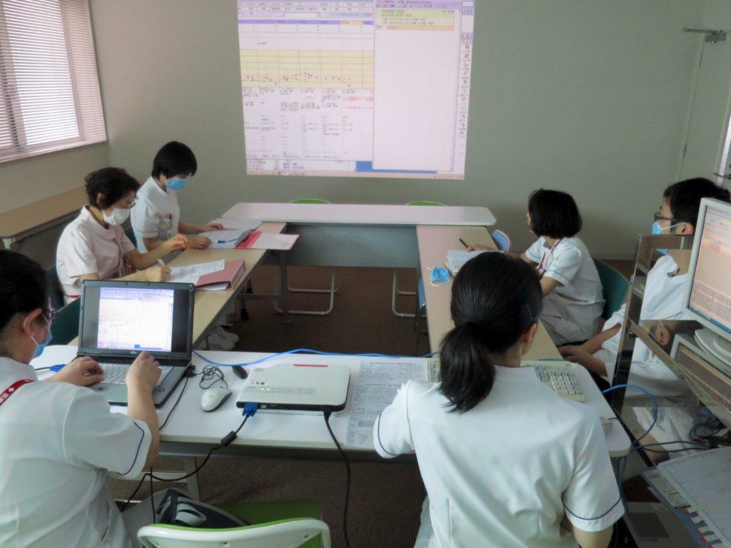 栄養サポートチーム(NST)への参加