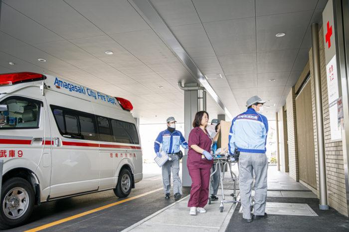 コロナ禍における救急外来での発熱患者様の対応と受診に関するお願い